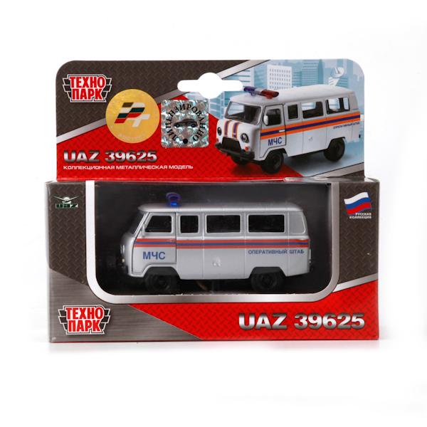 Модель 600-09025XHR УАЗ 39625 6402F Технопарк  в кор. купить оптом и в розницу