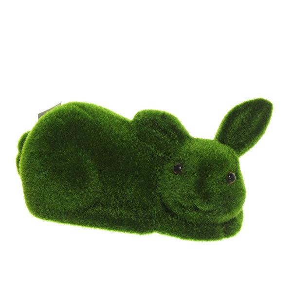 Садовая фигура ″Заяц″, ПВХ, 30*14 см купить оптом и в розницу