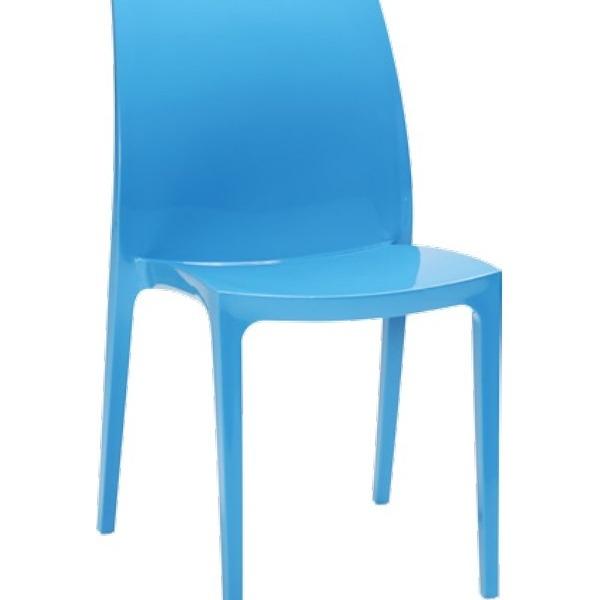 Стул Sento Curver светло-голубой купить оптом и в розницу