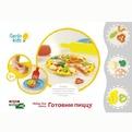 Набор ДТ Тесто для лепки Готовим пиццу TA1036 /Genio Kids купить оптом и в розницу