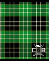 """Тетрадь 48л.кл.скрепка HATBER """"Шотландка"""", тиснение купить оптом и в розницу"""