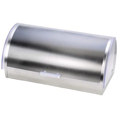 Хлебница 39*26,5*19см, нержавеющая сталь+пластик купить оптом и в розницу