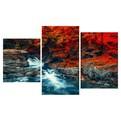 Картина модульная триптих 55*96 Природа диз.29 89-01 купить оптом и в розницу