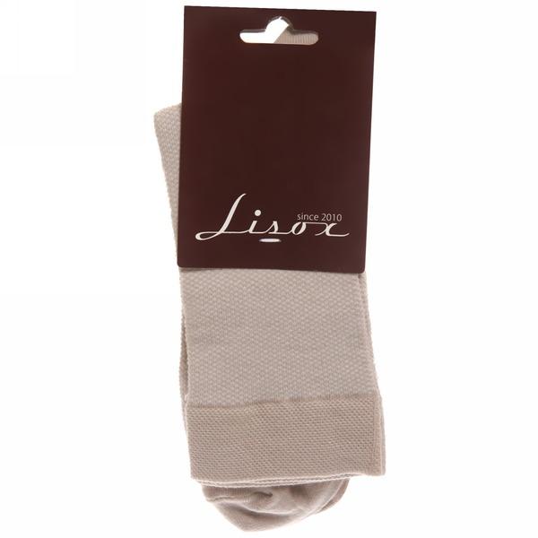 Носки мужские LISOX (26х), бежевый, р. 29-31 купить оптом и в розницу