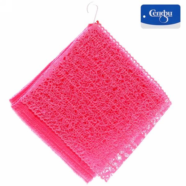 Салфетки для мытья посуды 2 шт. (30х30см. 14х12см.) купить оптом и в розницу