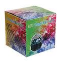 Светодиодный диско шар,19см ″Магический шар RGB(красный, зеленый, синий) купить оптом и в розницу