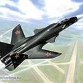 """Сб.модель 7215 Самолет Су-47 """"Беркут"""" купить оптом и в розницу"""