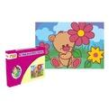 Набор ДТ Алмазная мозаика Мишка 95274 Color Puppy купить оптом и в розницу