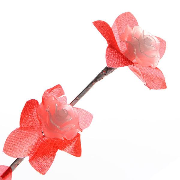 Световое дерево LED 150см ″Роза″ RB( красный, синий) купить оптом и в розницу