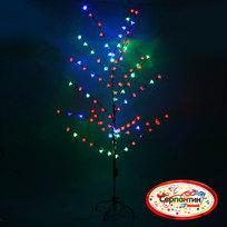 Световое дерево LED 150см ″Сакура″,RB( красный, синий) купить оптом и в розницу