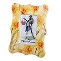 Фоторамка из керамики ″Нарцисы″ 8*13 см купить оптом и в розницу
