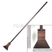 Ледоруб-топор с мет.ручкой 125х1350 Б-2 купить оптом и в розницу