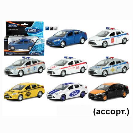 Модель Ford Focus ассорт 1:36 49089 купить оптом и в розницу