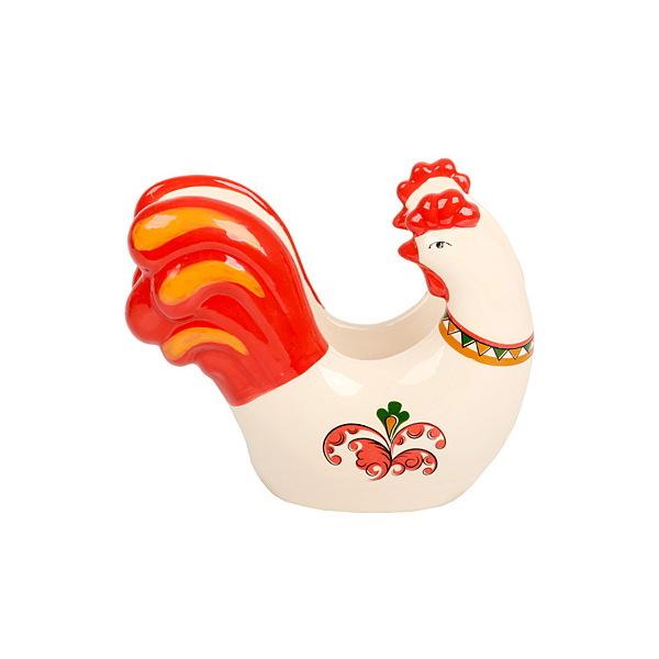 Салфетница ″Народные промыслы″, 12*6*10см, керамика купить оптом и в розницу