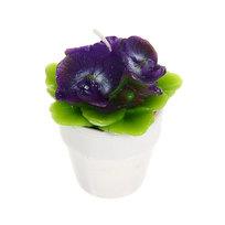 Свеча ″Орхидея″ 8 см 077 купить оптом и в розницу