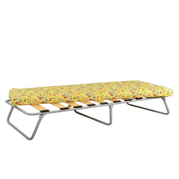 Кровать раскладная малая на ламелях ″Марфа-М1″ купить оптом и в розницу