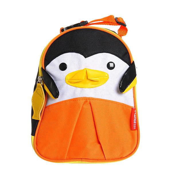 Сумка детская ″Пингвин″ с карабином 23*17*7 638-1 купить оптом и в розницу