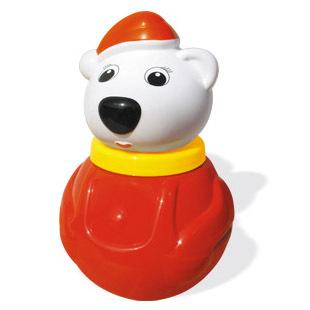 Неваляшка Белый медведь-2 мал. 01683 п/п /14/ купить оптом и в розницу