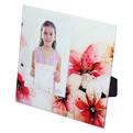 Фоторамка из стекла ″Цветочная фантазия″ 10х15 см G55 купить оптом и в розницу