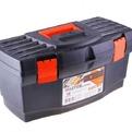 """Ящик для инструментов Master 19"""" черный/оранжевый""""*7 купить оптом и в розницу"""