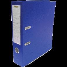 Папка-файл   PROFF А4/75 PVC двустор., синяя, разборная, с метал.окантовкой купить оптом и в розницу