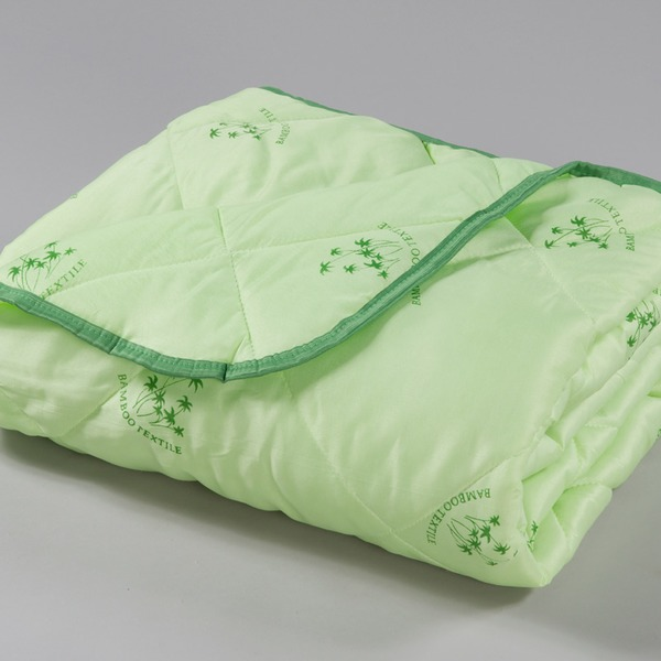 Одеяло Евро 200х220 бамбук/волокно п/э обл чемодан арт.172 Миромакс  купить оптом и в розницу