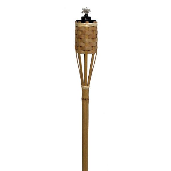 Факел бамбуковый 120см BOYSCOUT (61410) купить оптом и в розницу