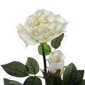 Фонарь декоративный на солнечных элементах ″Роза кустовая в горшочке″ 40 см (цена за 1шт) купить оптом и в розницу
