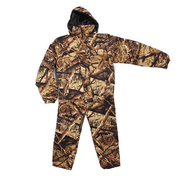 Костюм Куртка Модель № 1-2+Брюки на синтепоне КМФ р. 54 купить оптом и в розницу