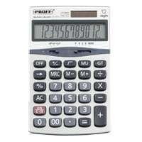 Калькулятор PROFF настольный 12раз 145*87*15мм купить оптом и в розницу