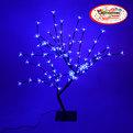 Световое дерево LED 40см, 96 ламп, ″Голубая мечта″, синее купить оптом и в розницу