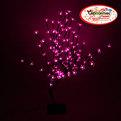 Световое дерево LED 40см, 96 ламп, ″Сакура розовая″ розовое купить оптом и в розницу