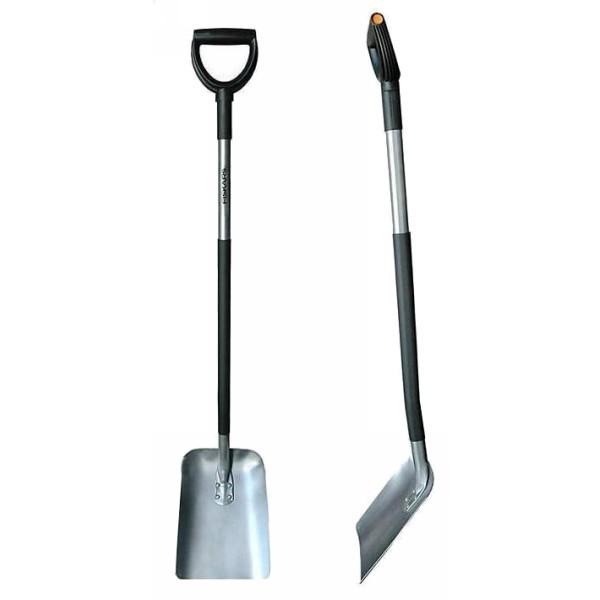 Лопата совковая, облегченная (132500) FISKARS купить оптом и в розницу