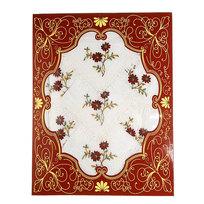 Набор скатерть 150*220см+12салфеток Романтика в подарочной упаковке 4 купить оптом и в розницу