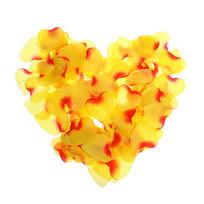 Лепестки роз сердечки 150 шт в упаковке 4*4 купить оптом и в розницу