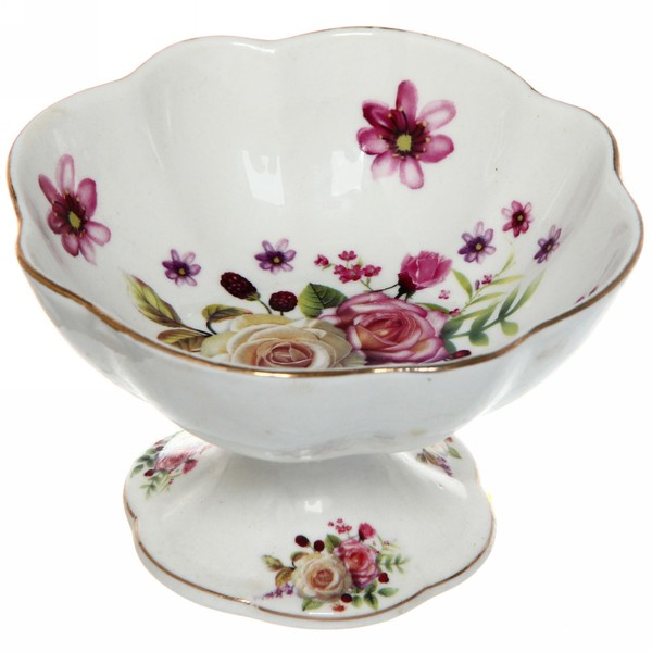 Креманка ″Романтика″ 4, керамика купить оптом и в розницу