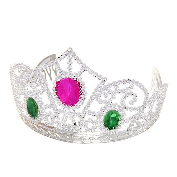 Корона пластиковая карнавальная ″Принцесса″ 1656-013 купить оптом и в розницу
