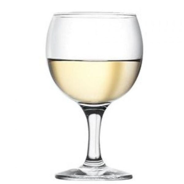 "Фужер д/белого вина ""БИСТРО"" 175 мл. (12/12) купить оптом и в розницу"