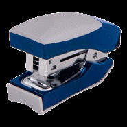 Степлер  № 24/6(26/6) PROFF синий с серым, малый пластик, 12л купить оптом и в розницу