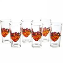 Набор стаканов 6шт ″Новогодняя ветвь″ в подарочной упаковке D1256/06 купить оптом и в розницу