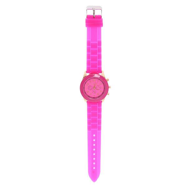 Часы наручные на силиконовом ремешке Женева 853-6 купить оптом и в розницу