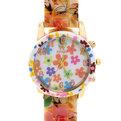 Часы наручные на силиконовом ремешке 853-11 купить оптом и в розницу