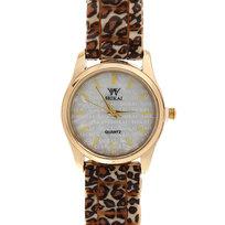 Часы наручные на силиконовом ремешке ″Леопардовый принт″ купить оптом и в розницу