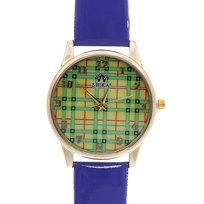 Часы наручные на ремешке ″Клетка″, цвет микс купить оптом и в розницу