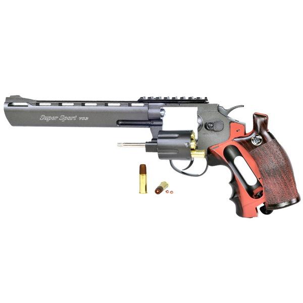 Револьвер пневматический BORNER Super Sport 703 (Dan Wesson 357) купить оптом и в розницу