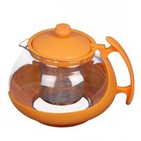 Чайник заварочный стеклянный 750 мл 322-S купить оптом и в розницу