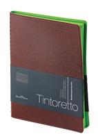 Еженедельник б/дат В5 BV 80л 185*230 Tintoretto коричневый, греб. купить оптом и в розницу