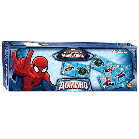 Домино Дисней 80109 Человек-паук Степ /30/ купить оптом и в розницу