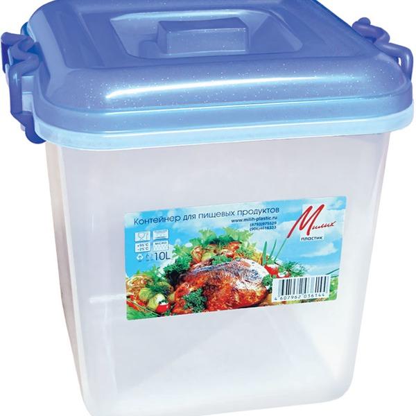 Контейнер для пищевых продуктов 10л 1/10 купить оптом и в розницу
