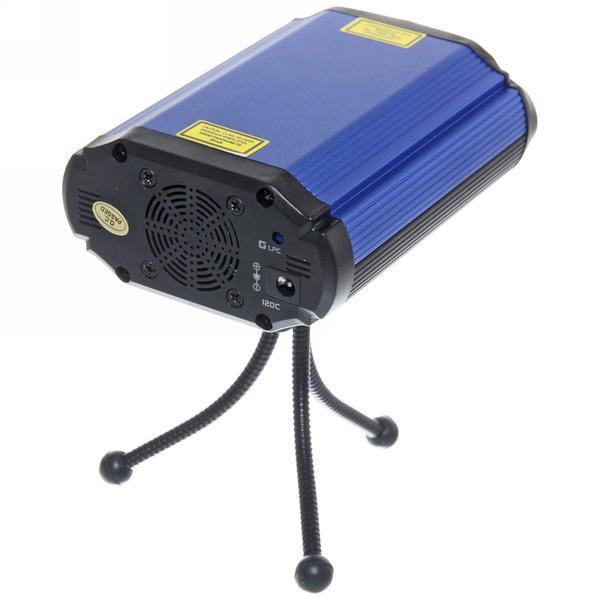 Световой прибор Лазер М200, mic, auto, пульт ДУ купить оптом и в розницу